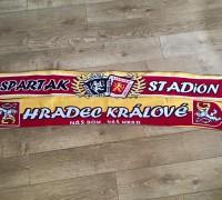 Šála Spartak/Stadion: 290 Kč / ks