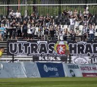 25. kolo: FC Hradec Králové - MFK Frýdek-Místek 4:0 (2:0)