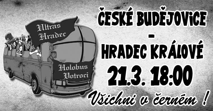 Výjezd do Českých Budějovic!